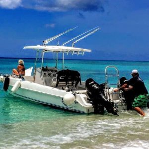 Private Dive Boat Charter – Full Day Charter (7-8 hours)